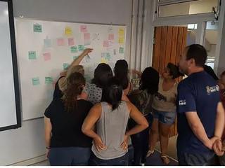 Empreendedorismo, aprendendo na prática. DESIGN THINKING.