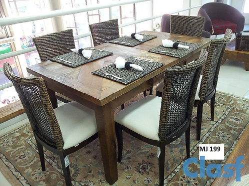 Mesa de Jantar Nil Sofistic