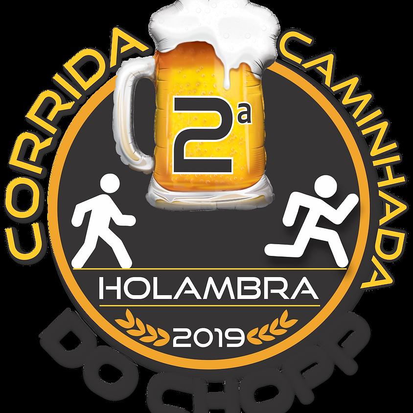 2ª Corrida e Caminhada do Chopp  Holambra 2019