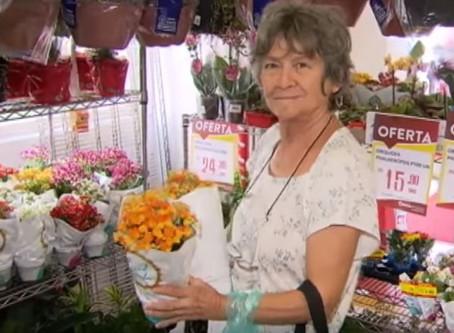 7 Bilhões é o tamanho do mercado das flores no Brasil