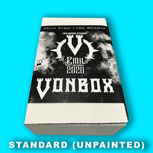 VONBOX (STANDARD Unpainted) Seasonal Themed Mystery Box