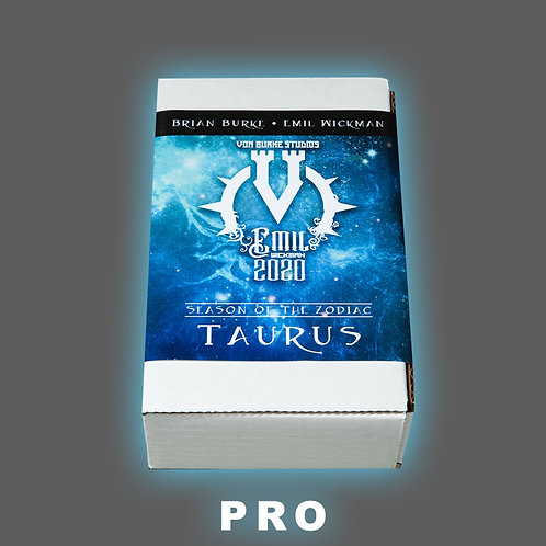 VONBOX (PRO) Season 1: Season Of The Zodiac 'TAURUS'