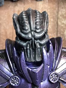 Mortem Knight Head