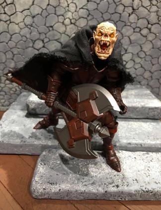 Verto Orc Head