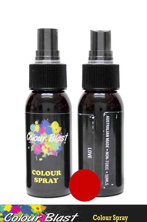 Colour Blast by Bee Arty Colour Spray - Love