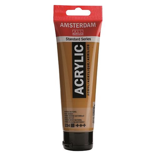 Amsterdam Standard Series Acrylic Paint - Raw Sienna