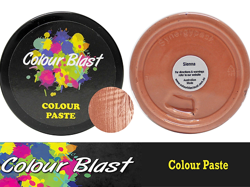 Colour Blast by Bee Arty Colour Paste - Sienna