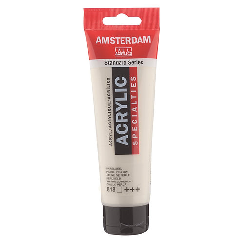 Amsterdam Standard Series Acrylic Paint - Pearl Yellow