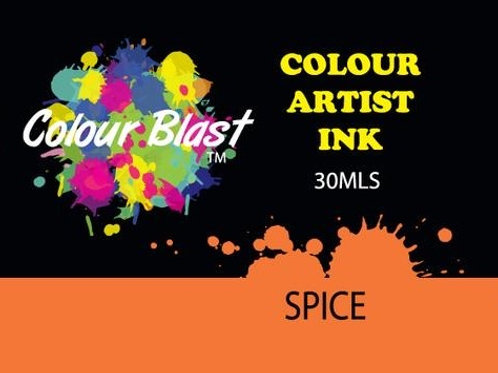 Colour Blast by Bee Arty Artist Ink - Spice