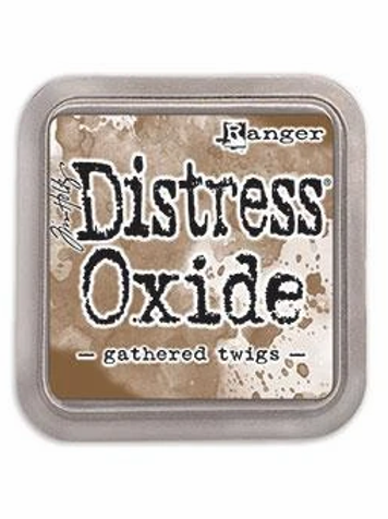 Tim Holtz Distress Oxide Ink Pad - Gathered Twigs
