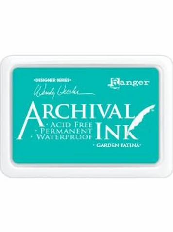 Ranger Archival Ink - Garden Patina