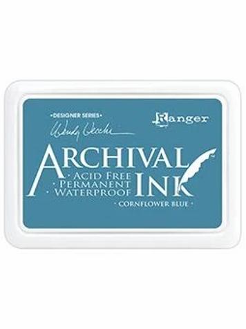 Ranger Archival Ink - Cornflower Blue