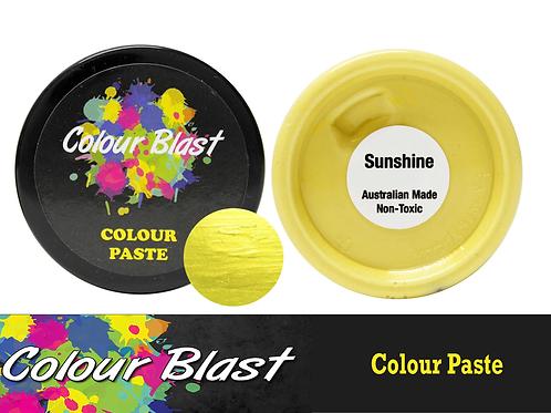 Colour Blast by Bee Arty Colour Paste - Sunshine