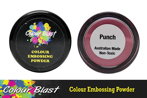 Colour Blast by Bee Arty Embossing Powder - Punch