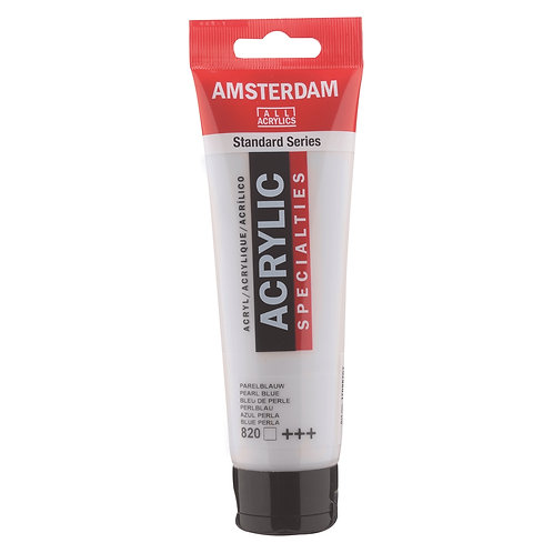 Amsterdam Standard Series Acrylic Paint - Pearl Blue