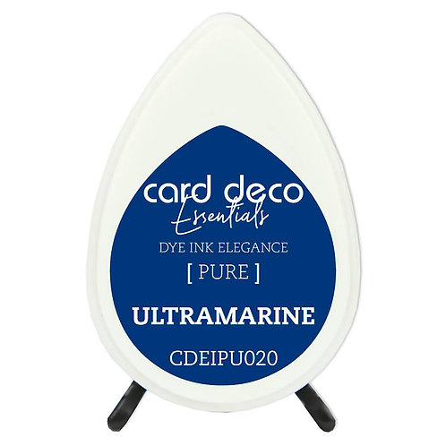 Couture Creations Card Deco Dye Ink - Ultramarine