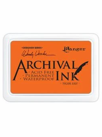 Ranger Archival Ink - Tiger Lily