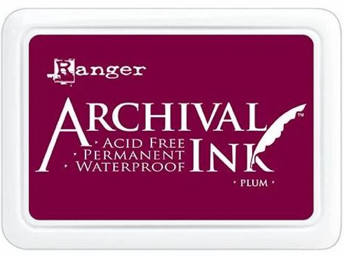 Ranger Archival Ink - Plum
