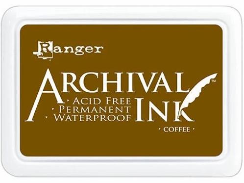 Ranger Archival Ink - Coffee