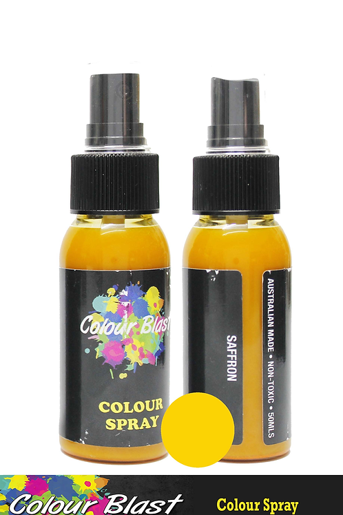 Colour Blast by Bee Arty Colour Spray - Saffron