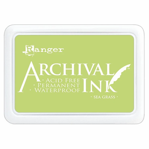 Ranger Archival Ink - Sea Grass
