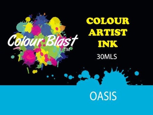Colour Blast by Bee Arty Artist Ink - Oasis