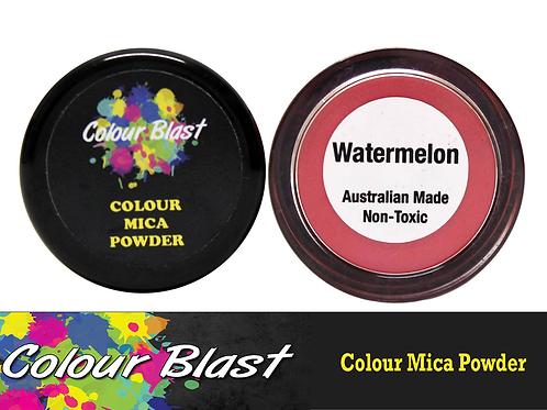 Colour Blast by Bee Arty Colour Mica Powder - Watermelon