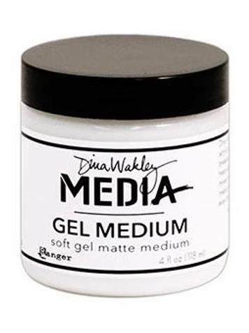 Dina Wakely Media - Ultra Thick Gel Medium