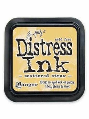 Tim Holtz Distress Ink Pad - Scattered Straw