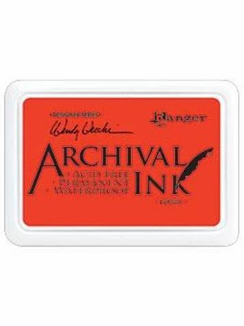 Ranger Archival Ink - Poppy