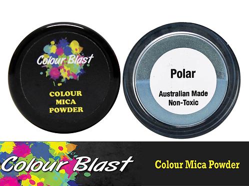 Colour Blast by Bee Arty Colour Mica Powder - Polar