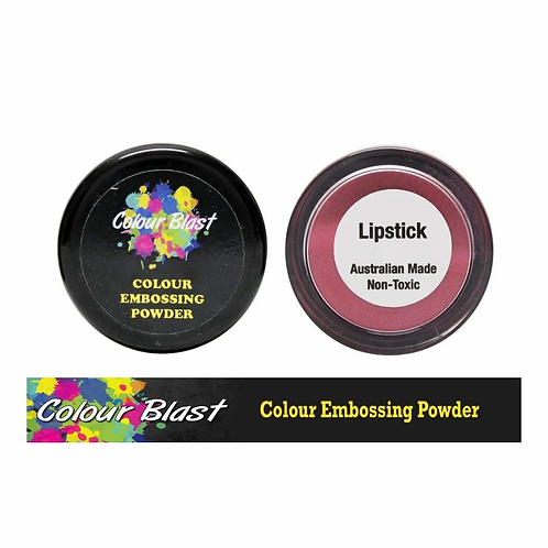 Colour Blast by Bee Arty Embossing Powder - Lipstick