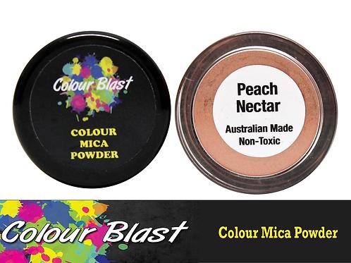 Colour Blast by Bee Arty Colour Mica Powder - Peach Nectar