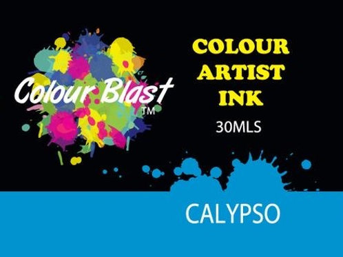 Colour Blast by Bee Arty Artist Ink - Calypso