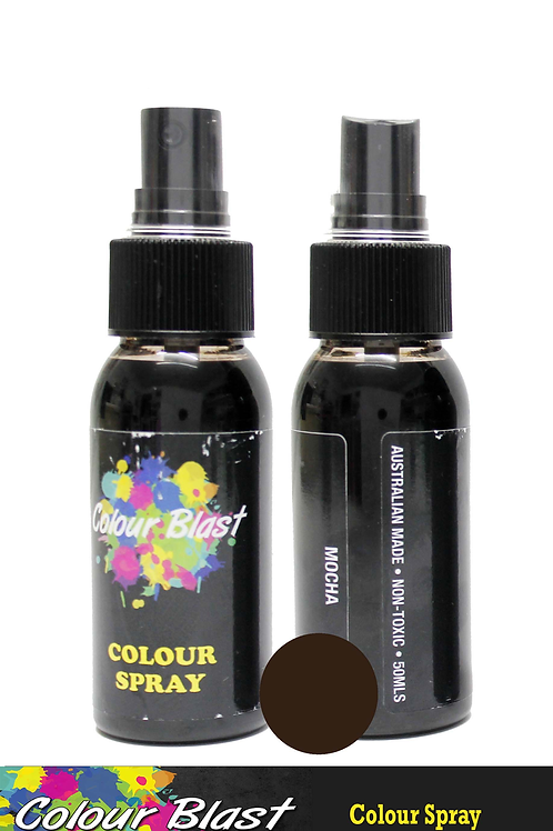Colour Blast by Bee Arty Colour Spray - Mocha