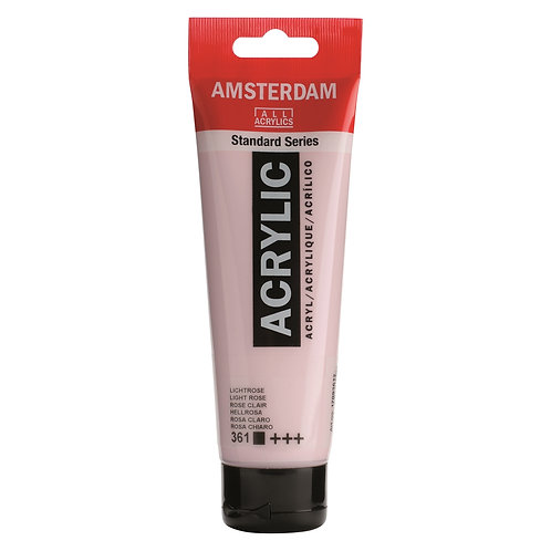 Amsterdam Standard Series Acrylic Paint - Light Rose