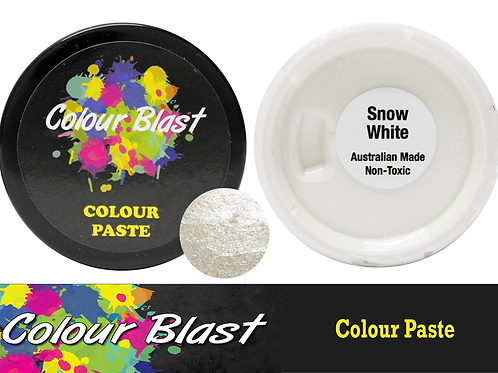 Colour Blast by Bee Arty Colour Paste - Snow White