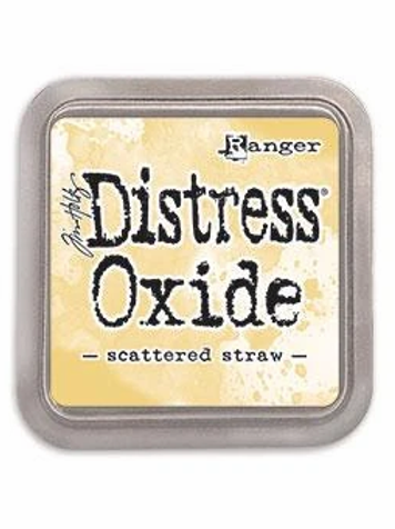 Tim Holtz Distress Oxide Ink Pad - Scattered Straw
