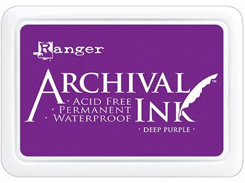 Ranger Archival Ink - Deep Purple