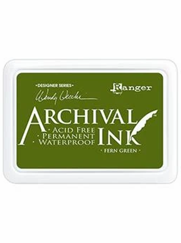 Ranger Archival Ink - Fern Green