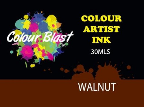 Colour Blast by Bee Arty Artist Ink - Walnut