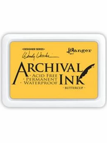 Ranger Archival Ink - Buttercup