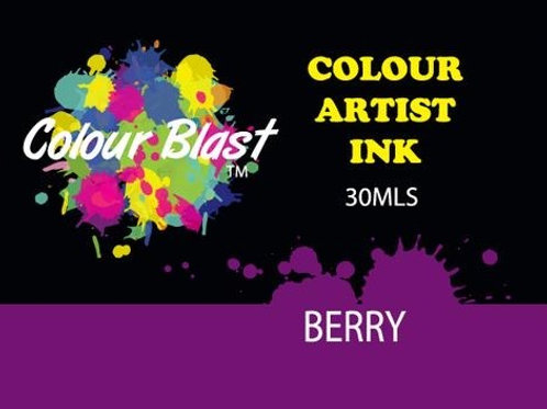Colour Blast by Bee Arty Artist Ink - Berry