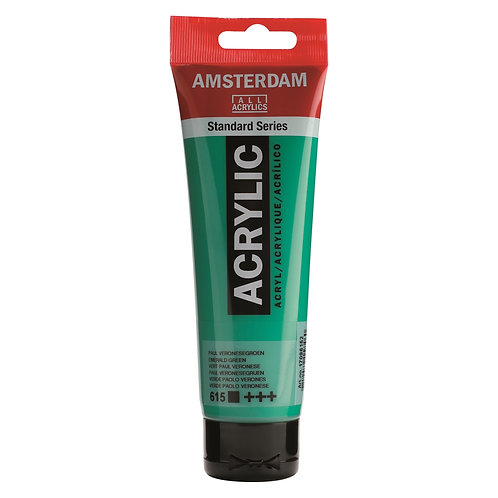 Amsterdam Standard Series Acrylic Paint - Emerald Green