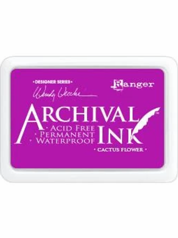Ranger Archival Ink - Cactus Flower