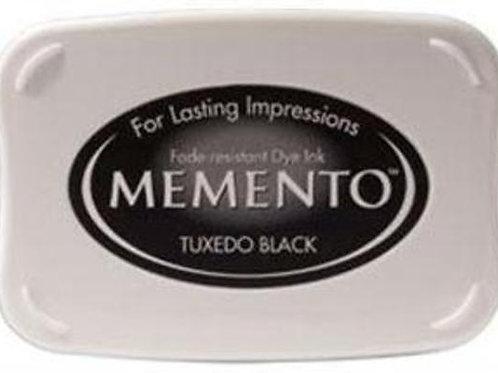 Memento Dye Ink Pad - Tuxedo Black
