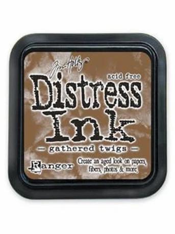 Tim Holtz Distress Ink Pad - Gathered Twigs