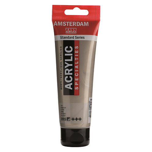 Amsterdam Standard Series Acrylic Paint - Pewter