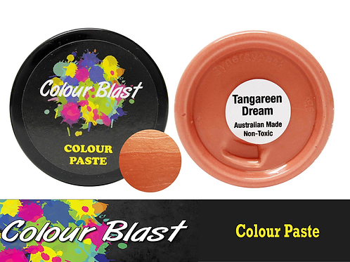 Colour Blast by Bee Arty Colour Paste - Tangareen Dream