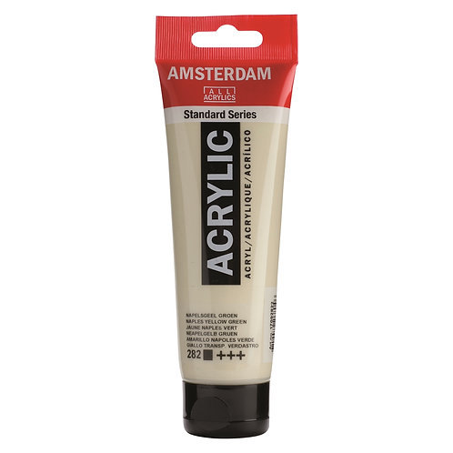 Amsterdam Standard Series Acrylic Paint - Naples Yellow Green